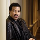 Lionel Richie posed