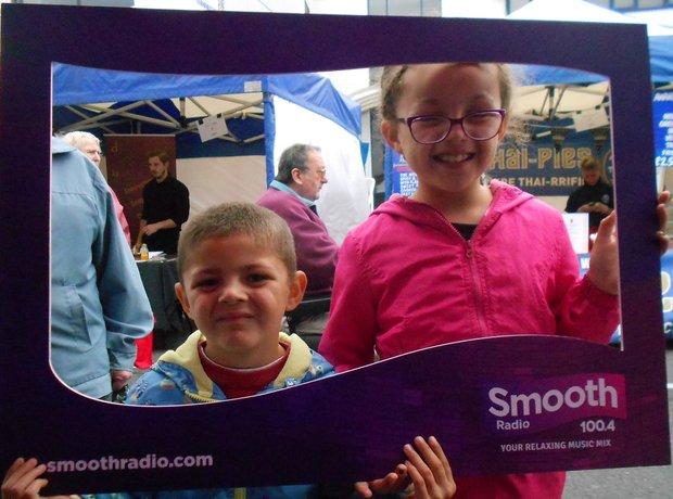 Smooth Radio At Preston Food Festival 2014