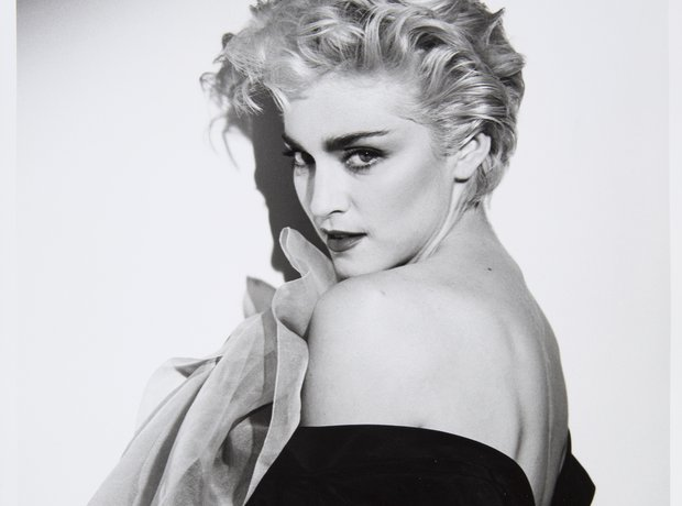 Madonna Auction