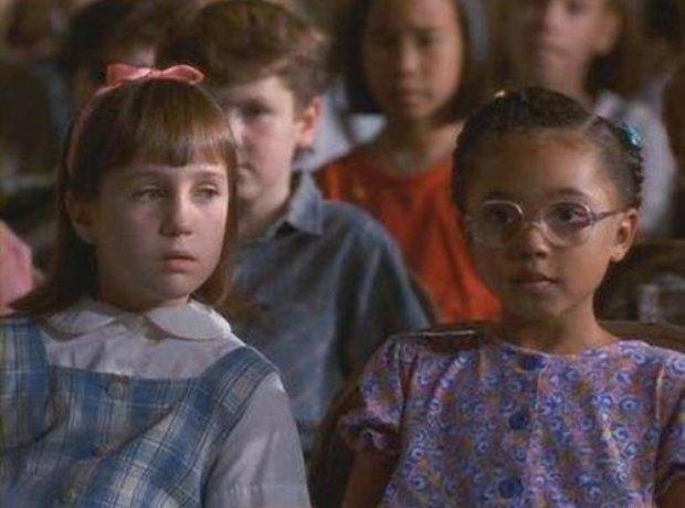'Matilda' child stars Mara Wilson And Kiami Davael