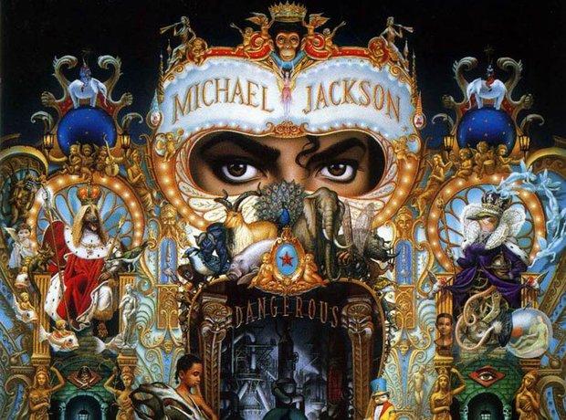 Dangerous - Michael Jackson (1991)