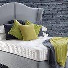 Hypnos Bed - grey