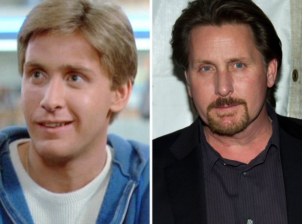 Emilio Estevez as Andrew Clark in The Breakfast Cl