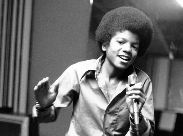 Michael Jackson 12 years old 1972