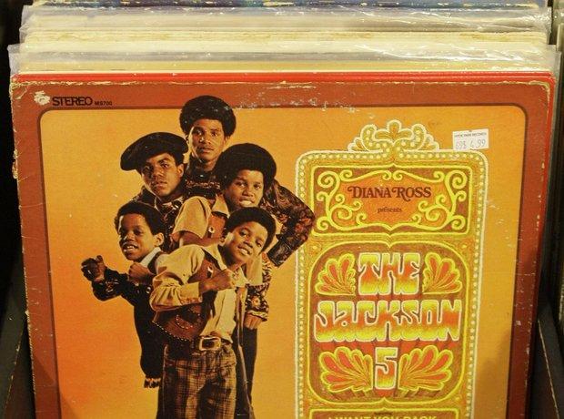 Michael Jackson and Jackson 5 debut album 1969
