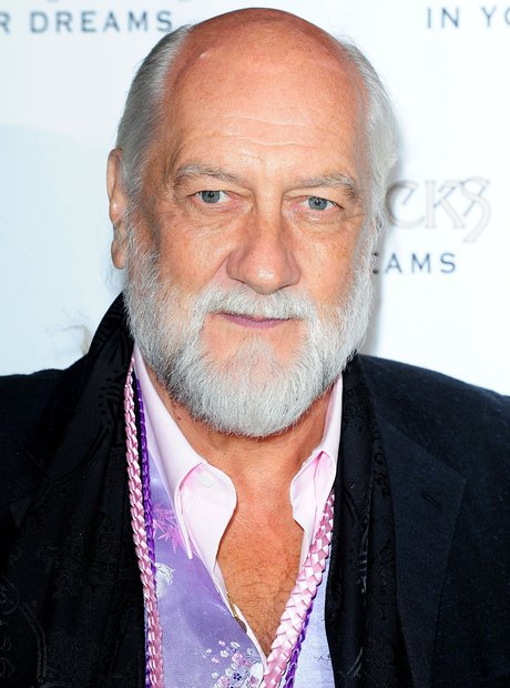 mick fleetwood beard