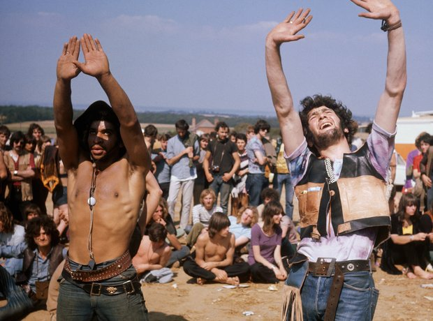 Isle Of Wight Music Festival 1970