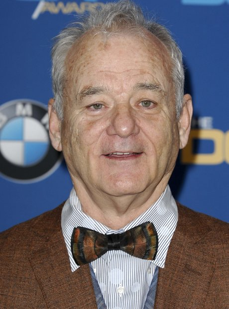 Then and Now Ghostbusters Bill Murray