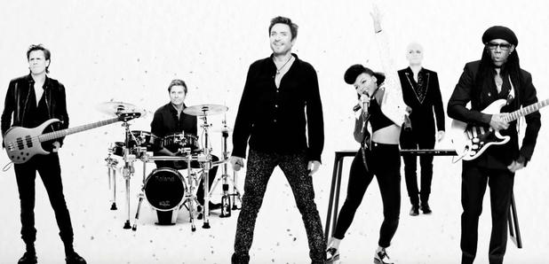 Duran Duran Pressure Off Video