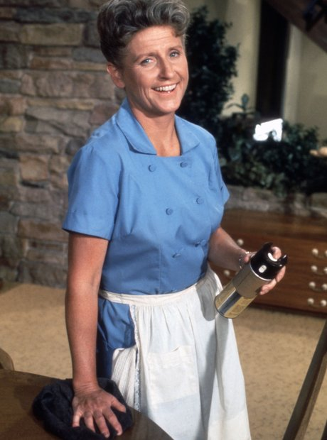 Then and Now Ann B. Davis
