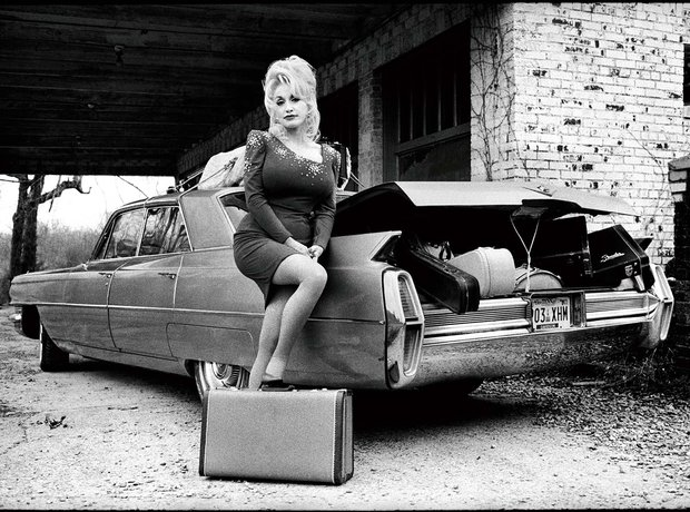 Rock Star Cars Dolly Parton