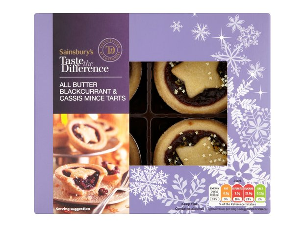Sainsburys Festive Food