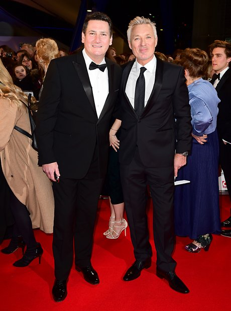 Tony Hadley and Martin Kemp