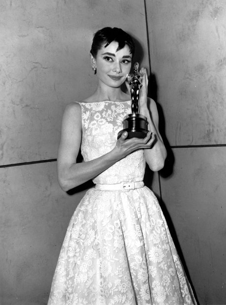 The Most Iconic Oscars Dresses Audrey Hepburn