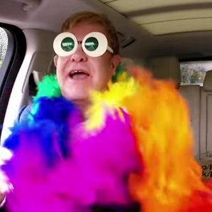 Elton John Carpool Karaoke FULL