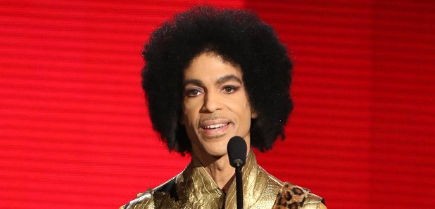 Prince musician in 2015