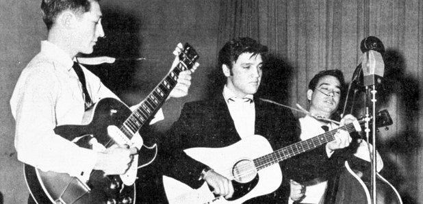 Elvis Scotty Moore