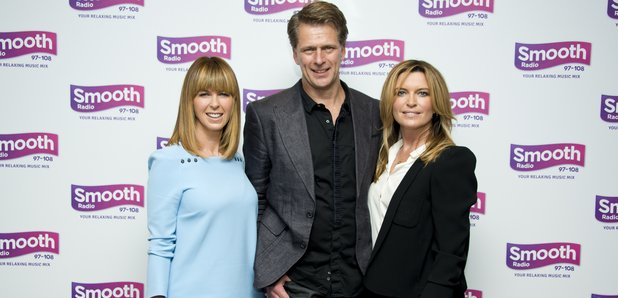 Andrew Castle Tina Hobley Kate garraway Smooth