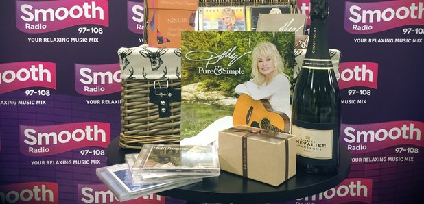 Dolly Parton Hamper Giveaway