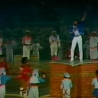 Lionel Richie 1984 Olympics Closing Ceremony