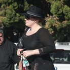 Adele fuels wedding rumours as she is spotted with
