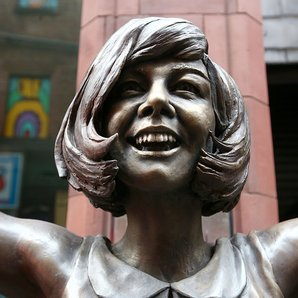 Cilla Black statue Cavern Club