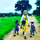 Madonna adopted twins from Malawi