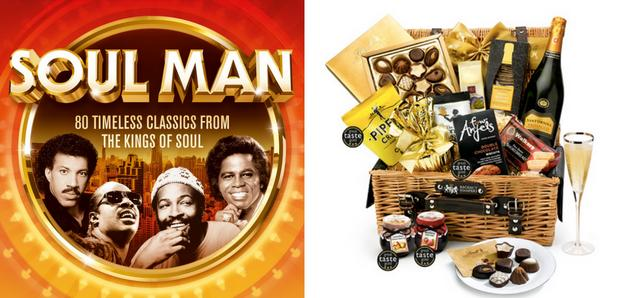 Soul Man CD Giveaway