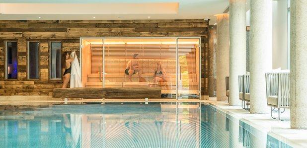Spa Breaks swimming pool
