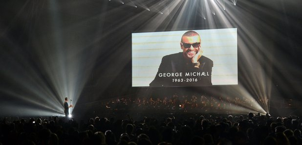 George Michael Tribute BRITs 2017