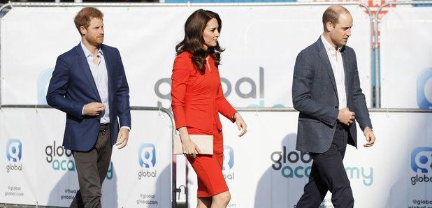 Global Academy Royal Opening