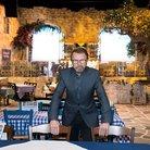 Bjorn Mamma Mia dining experience
