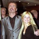 George Michael and Geri Halliwell